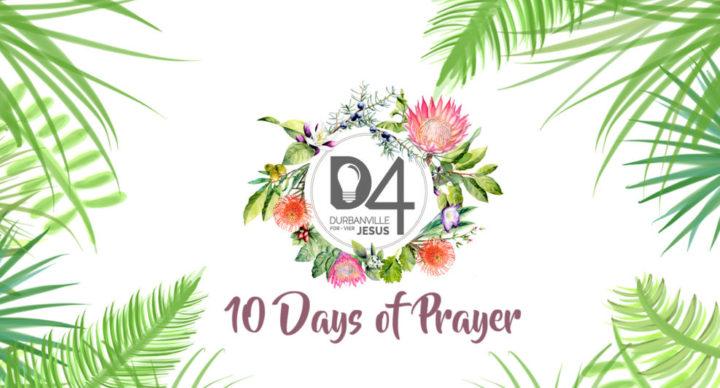 10 days prayer 2018 web event