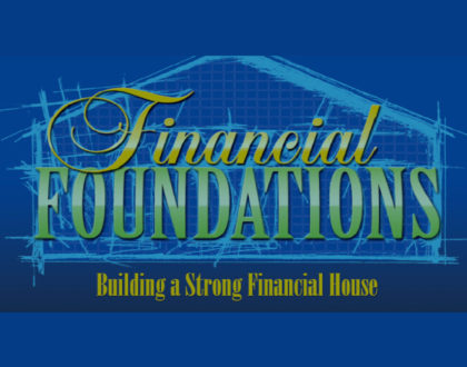 Fin foundations border