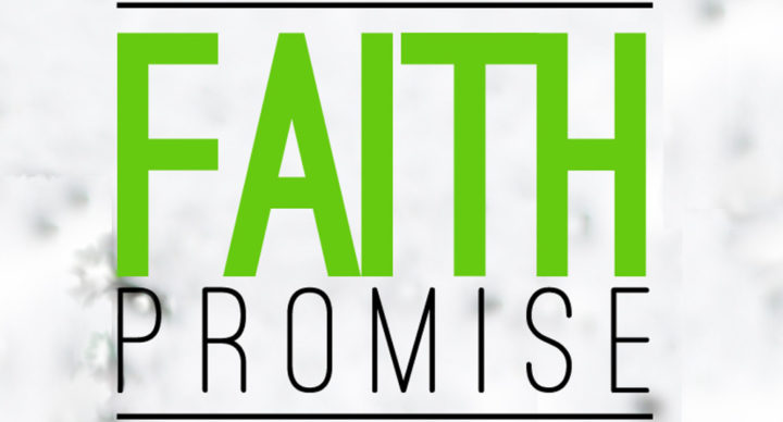 faith promise web event