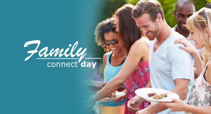 family connect day web event