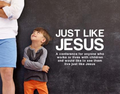 Just Like Jesus Web Event