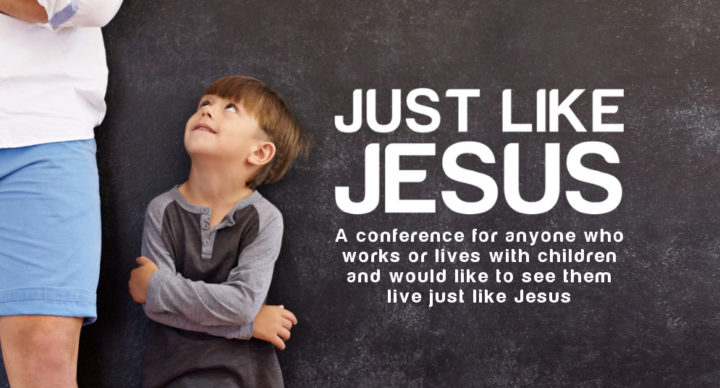 Just Like Jesus Web Event