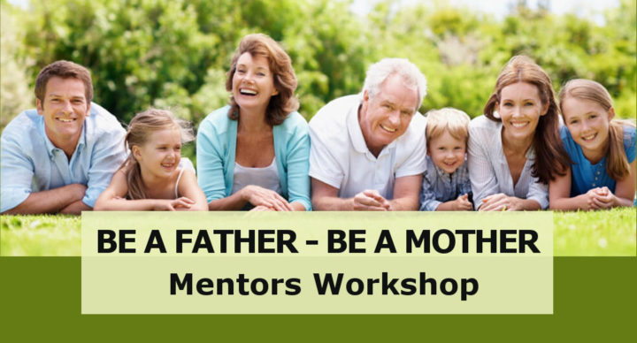 be a father be a mother web event2