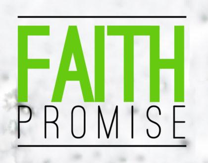 faith promise web event