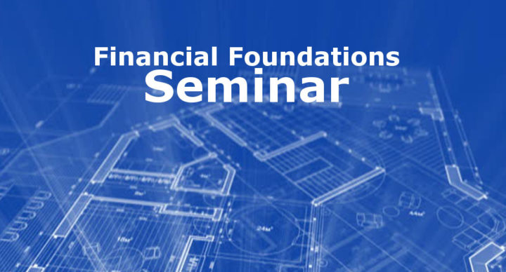 fin foundations Aug 2019 web event