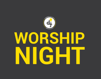 D4J worship night 2018 web event