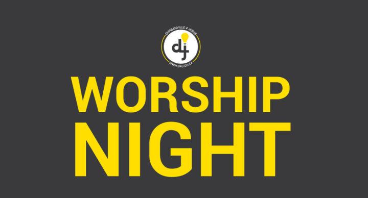 D4J worship night 2018 web event