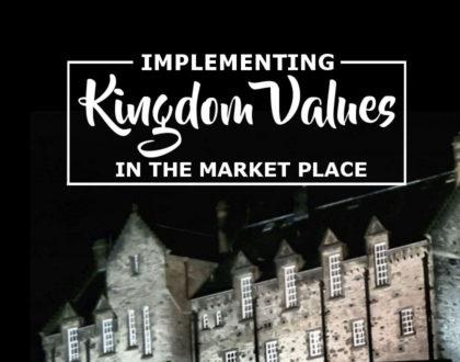 kingdom values event