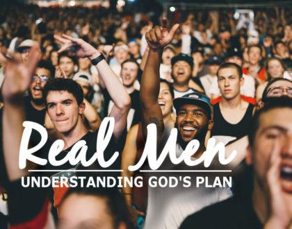 readl men discussion web event